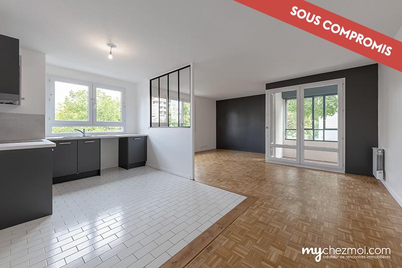 Appartement 3pièces 70m² Lyon 3e