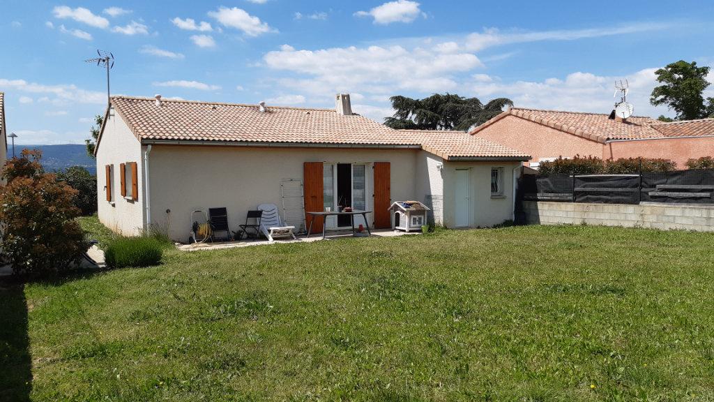 Maison 4pièces 77m² Étoile-sur-Rhône