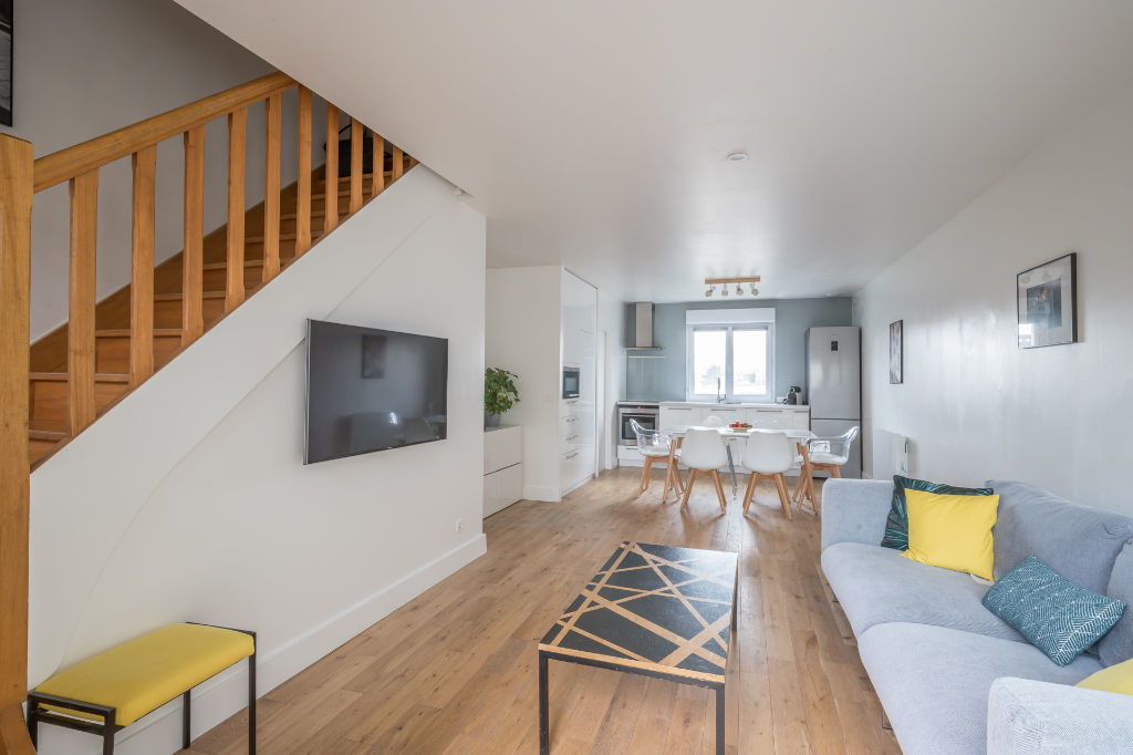 Maison a vendre colombes - 4 pièce(s) - 90 m2 - Surfyn
