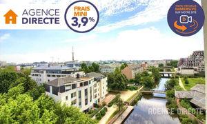 Appartement 2pièces 38m² Rennes