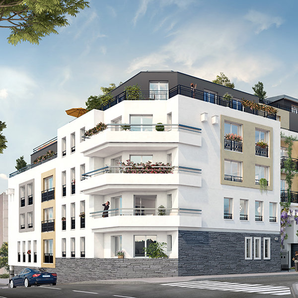 Programme Immobilier NaturVous A Bagnolet