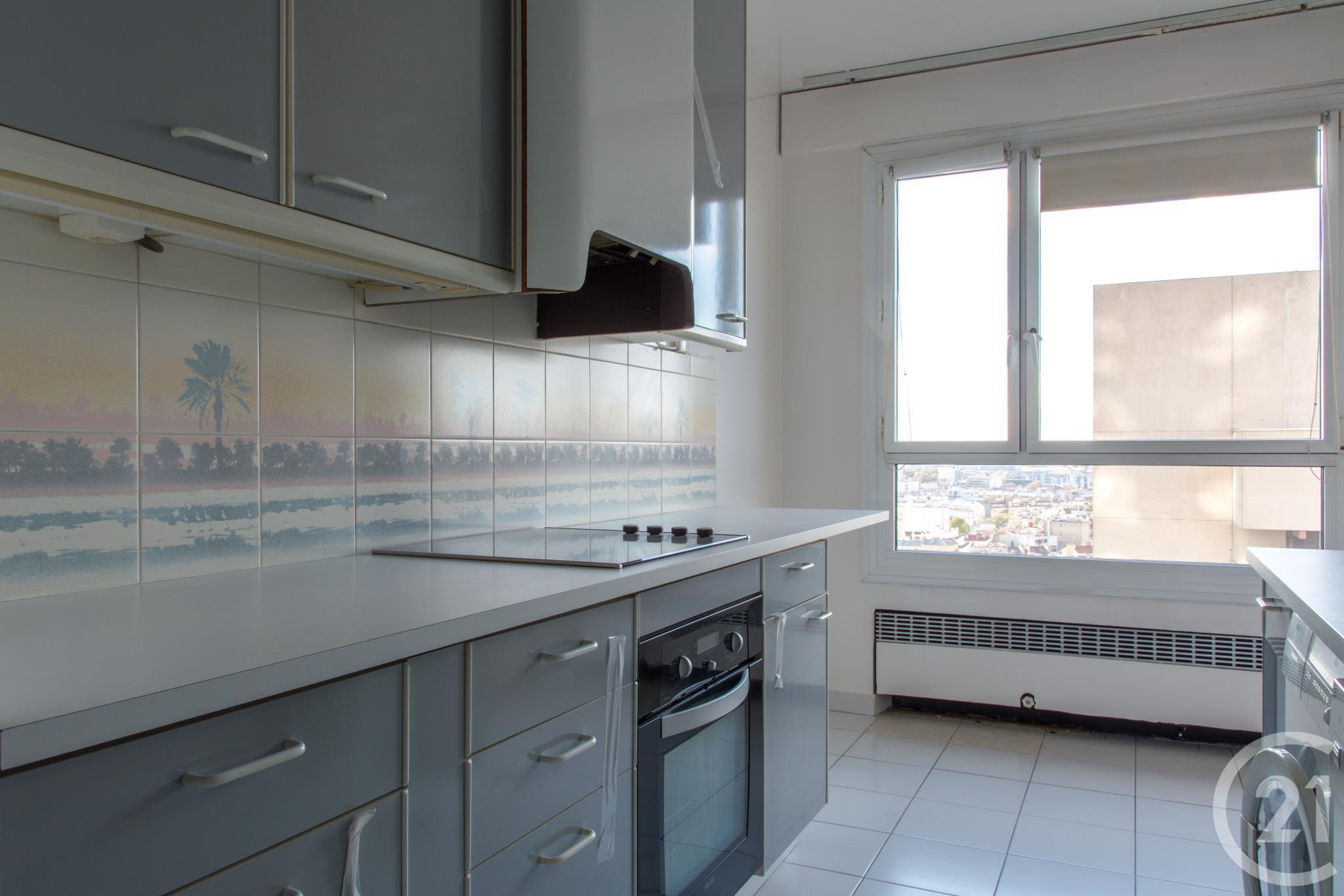 Appartement 2pièces 57m² à Paris 13e