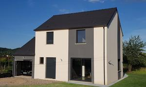 Maison neuve 6pièces 106m² Cormery