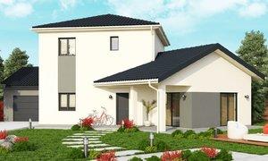 Maison neuve 5pièces 126m² Saint-Benoît
