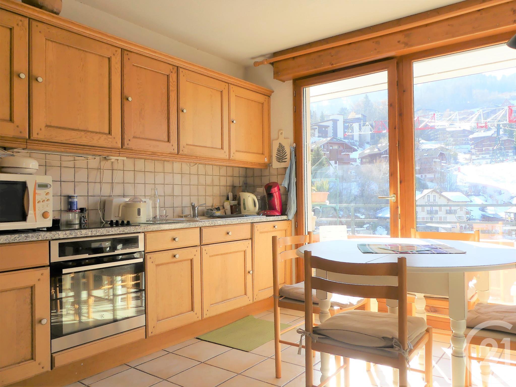 Appartement 4pièces 80m² Saint-Gervais-les-Bains