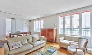 Appartement 5pièces 118m² Paris 16e