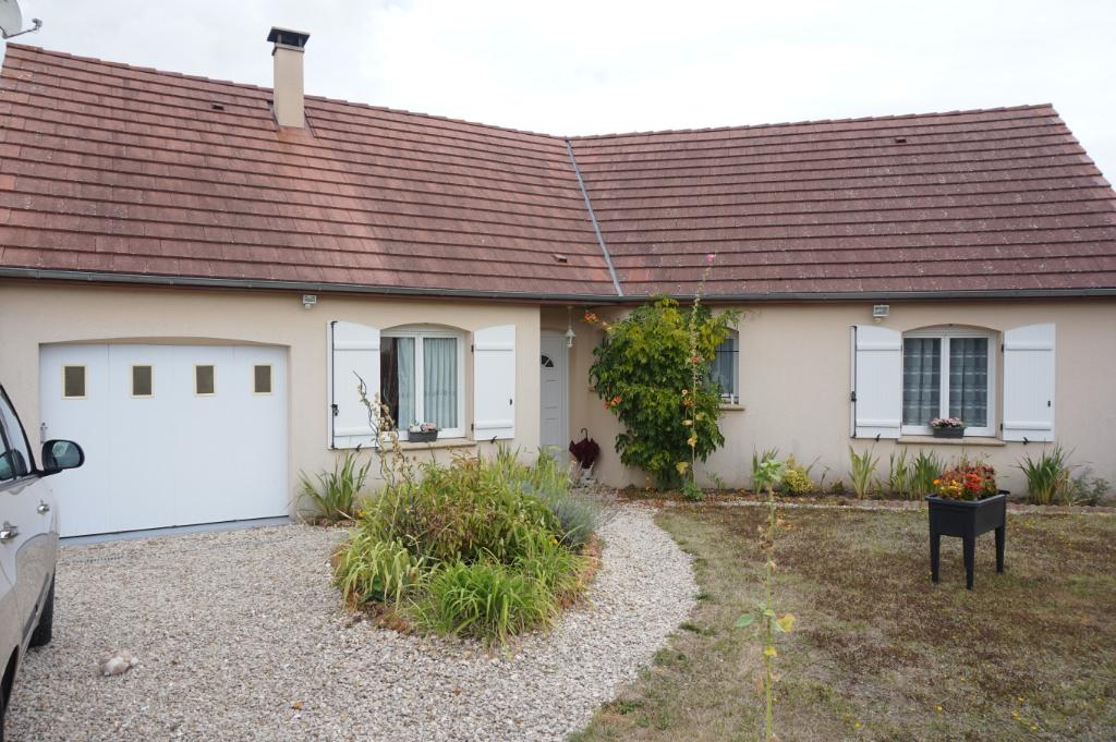 Maison 6pièces 97m² à Varennes-Changy