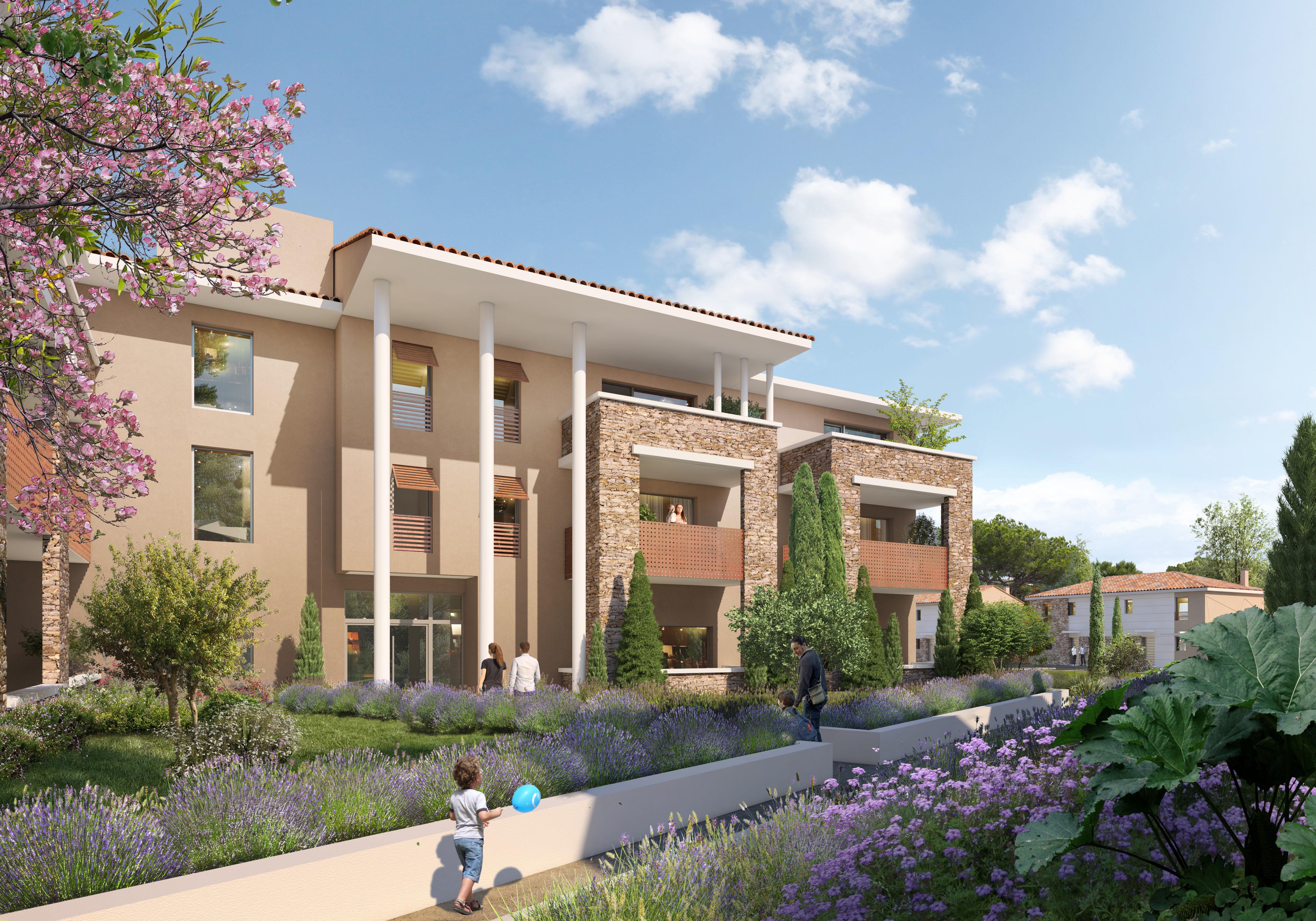 Programme immobilier lou na s salon de provence 110 - Tribunal de commerce salon de provence ...
