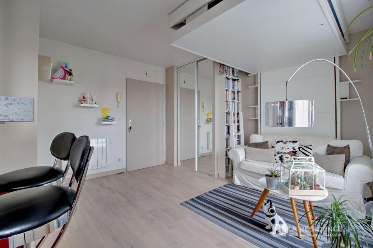 Appartement 1pièce 23m² Carrières-sous-Poissy