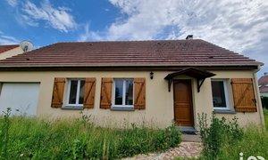 Maison 4pièces 80m² Châteaudun