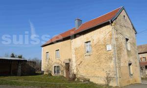 Maison 4pièces 88m² Sancey-le-Grand
