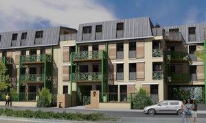 Appartement 2pièces 53m² Château-Thierry