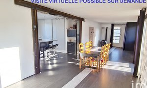 Maison 6pièces 141m² Saint-Jean-la-Poterie