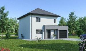 Maison neuve 4pièces 108m² Aix-Noulette