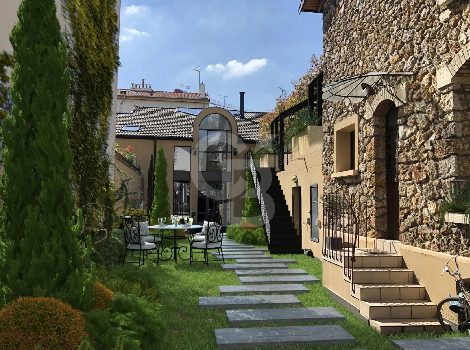 Maison a vendre boulogne-billancourt - 10 pièce(s) - 446.71 m2 - Surfyn