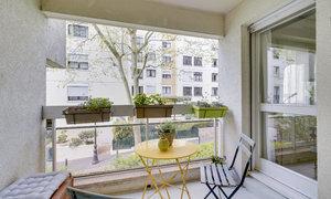 Appartement 3pièces 72m² Paris 19e