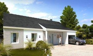 Maison neuve 4pièces 88m² Buchy