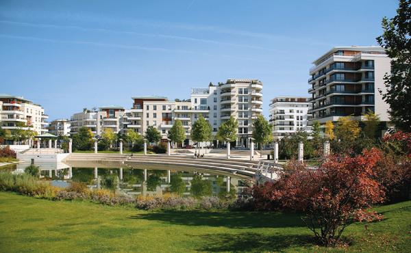 Programme immobilier ultim à bois colombes à partir de 285 000 u20ac