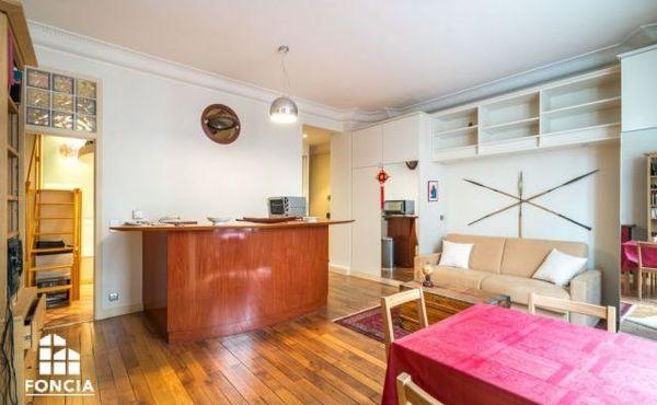 Achat Appartement Paris 16e Passy Maison De La Radio Muette