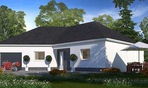 Maison neuve 4pièces 106m² Grainville-Langannerie