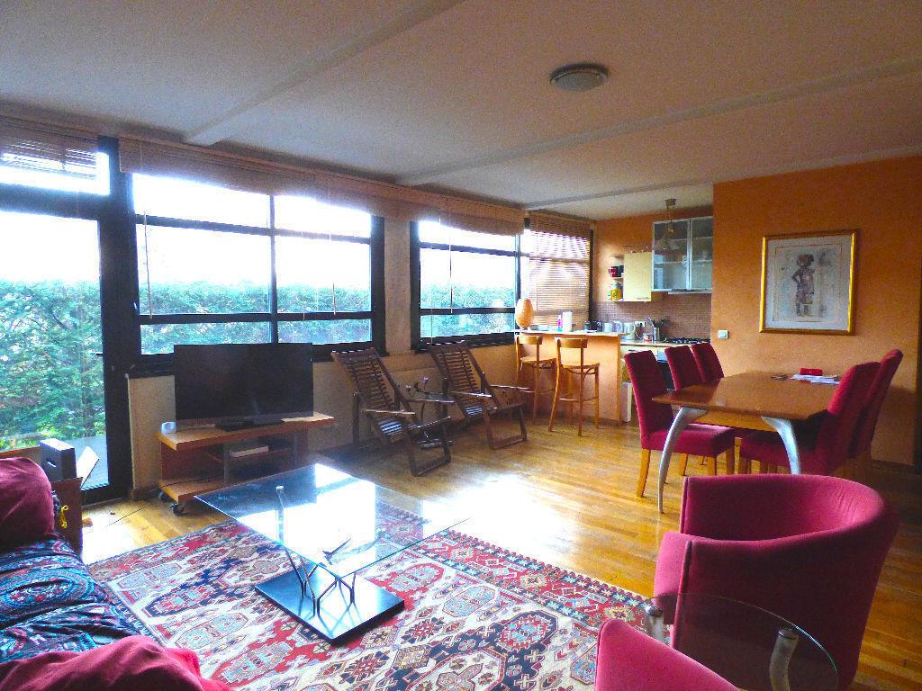 Appartement 4pièces 97m² à Ivry-sur-Seine