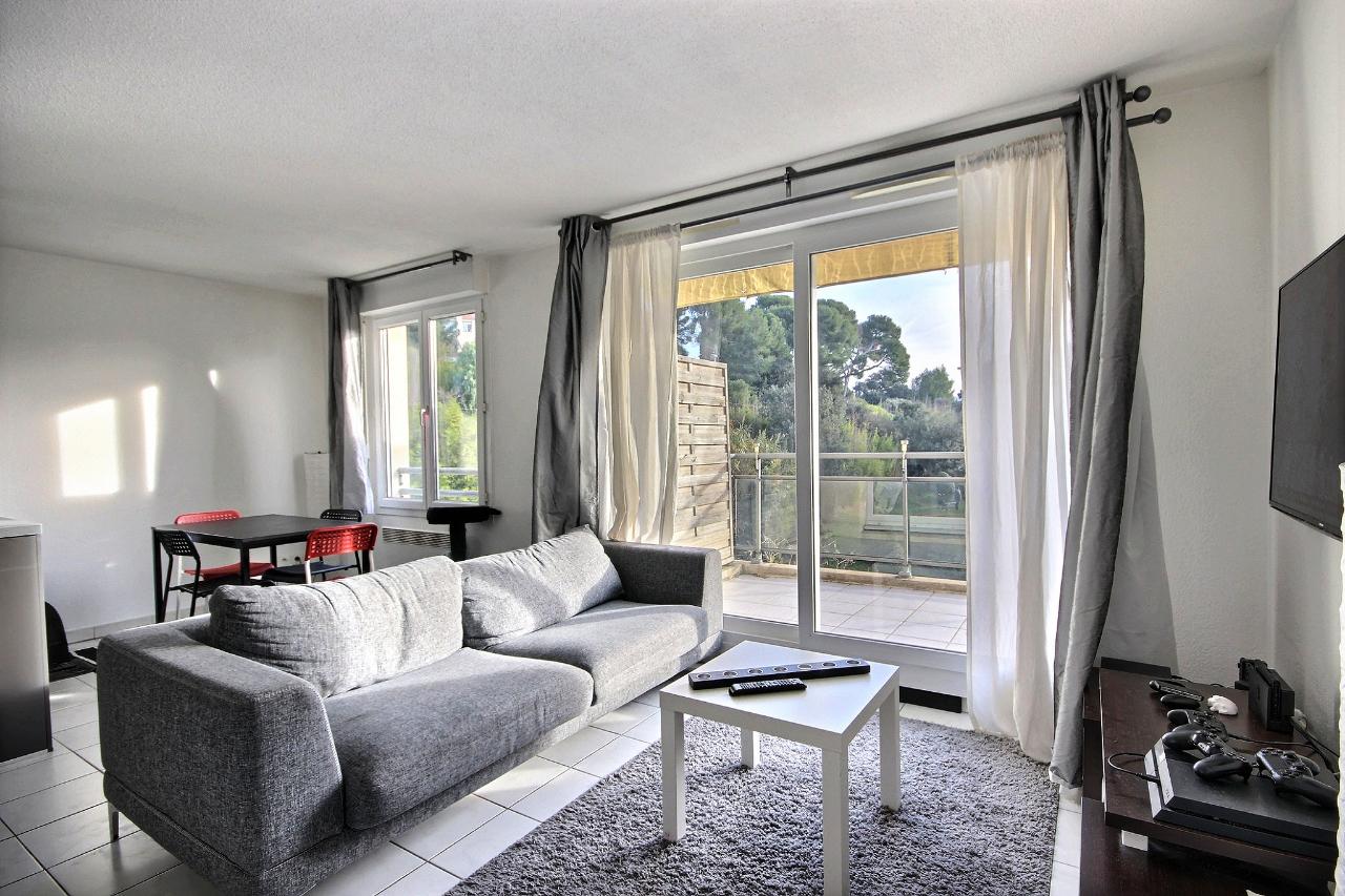 Appartement 2pièces 42m² Marseille 13e
