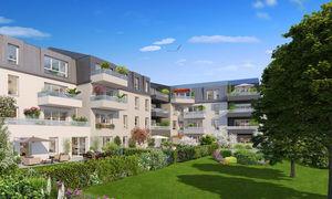 Appartement 4pièces 80m² Dijon