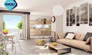 Appartement 4pièces 85m² Lormont