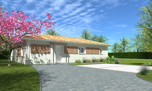 Maison neuve 4pièces 100m² Langon