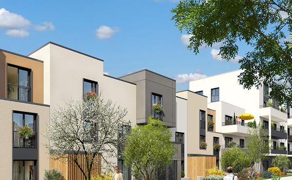 programme immobilier impulsion colombes 166 biens neufs. Black Bedroom Furniture Sets. Home Design Ideas