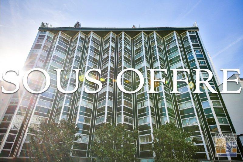 Appartement 2pièces 57m² à Paris 15e