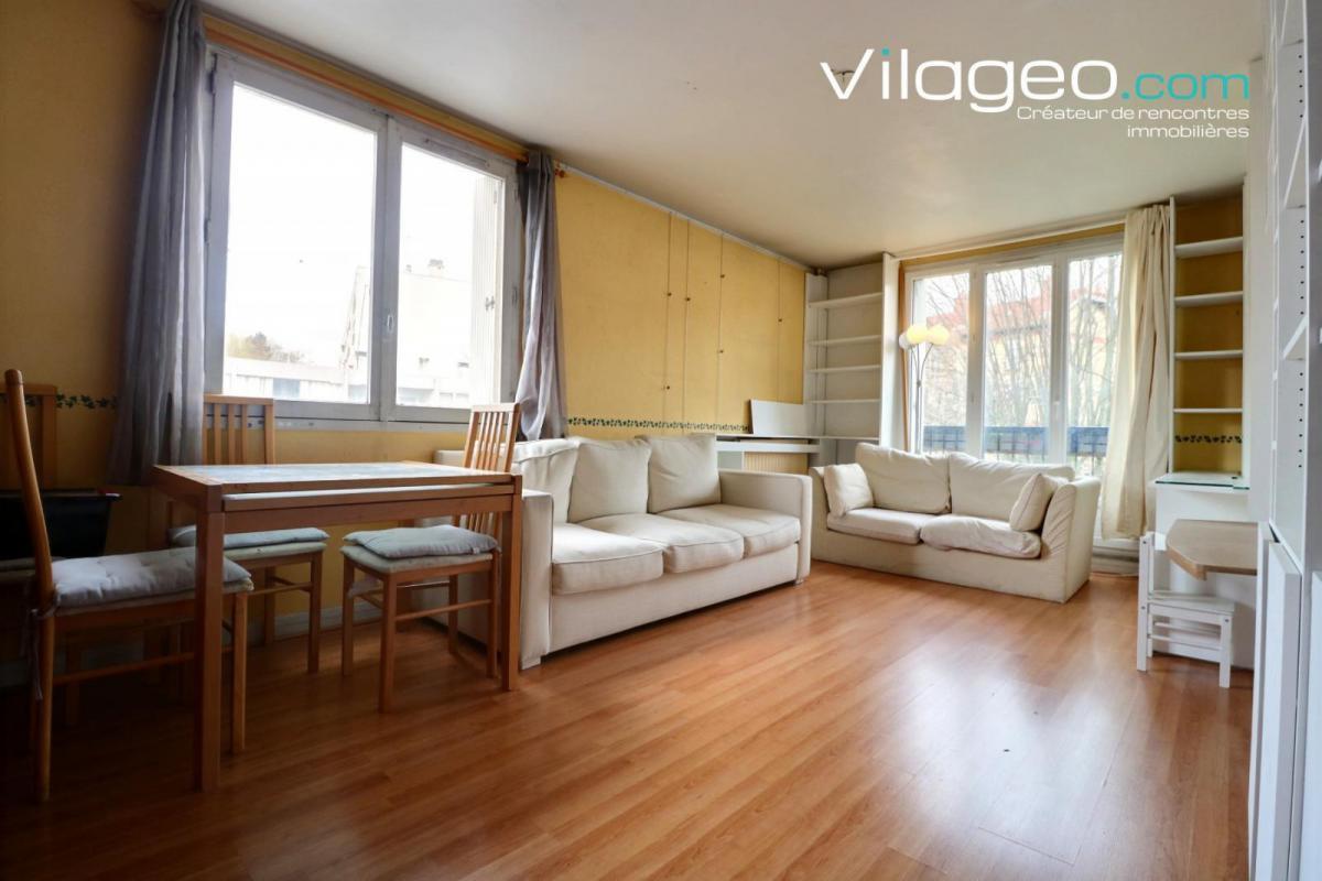 Appartement 3pièces 66m² Vitry-sur-Seine
