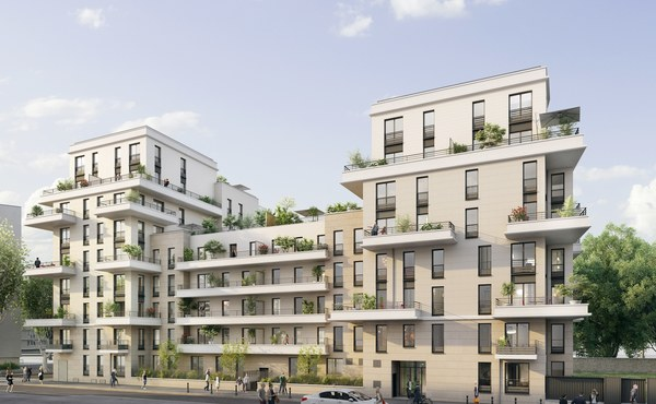 Programme immobilier prelude clichy 10 biens neufs for Aide achat immobilier neuf