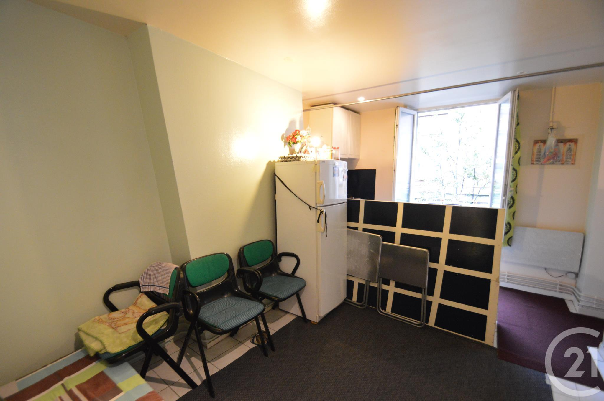 Appartement 2pièces 32m² à Saint-Denis
