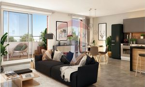 Appartement 3pièces Livry-Gargan