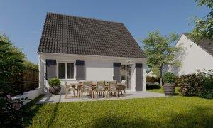 Maison neuve 2pièces 55m² Quimper