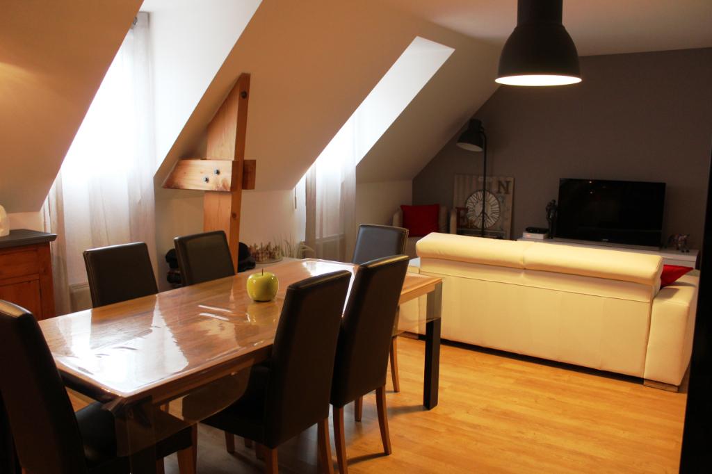 Appartement 3pièces 74m² Pontpoint