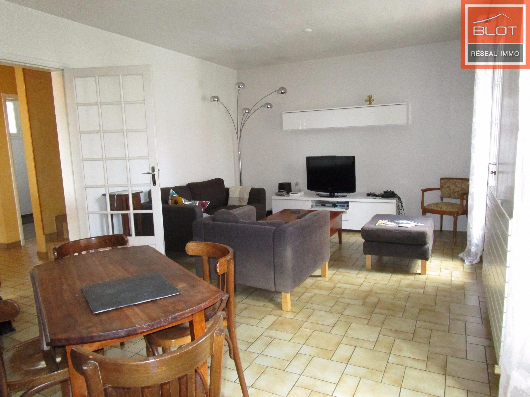 Maison 6pièces 110m² Clermont-Ferrand