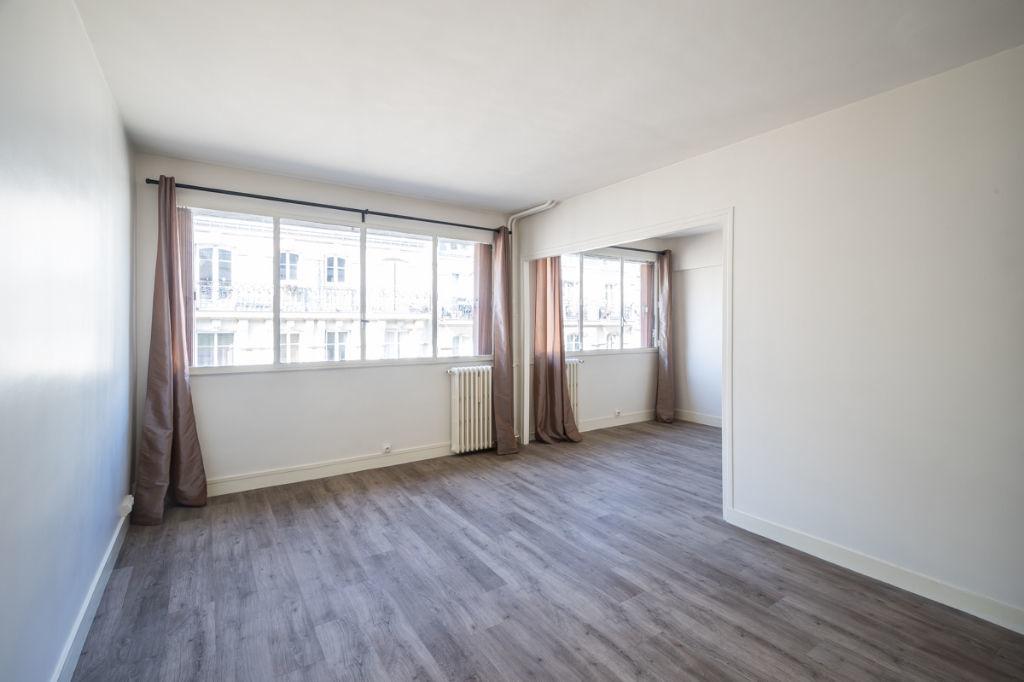 Appartement 2pièces 46m² à Paris 19e