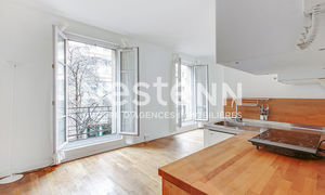 Appartement 1pièce 22m² Paris 19e