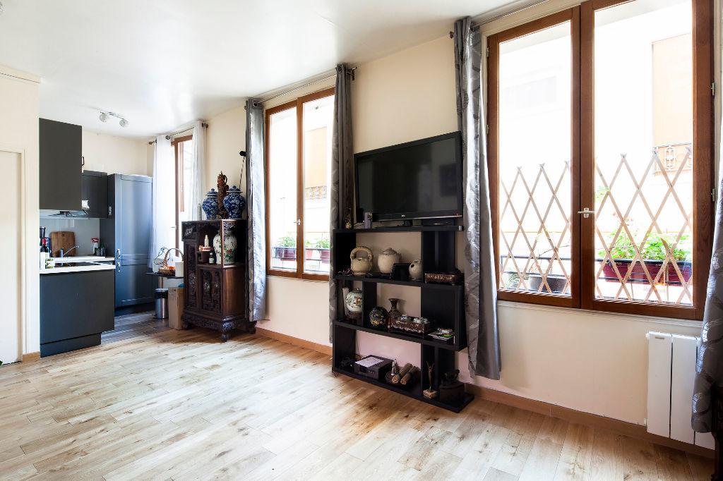 Studio 35m² à Paris 11e