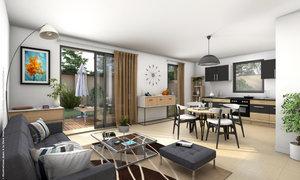 Appartement 3pièces 68m² Lyon 8e