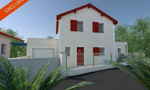 Maison 5pièces 108m² Saint-Palais-sur-Mer