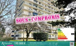 Appartement 1pièce 30m² Maisons-Alfort