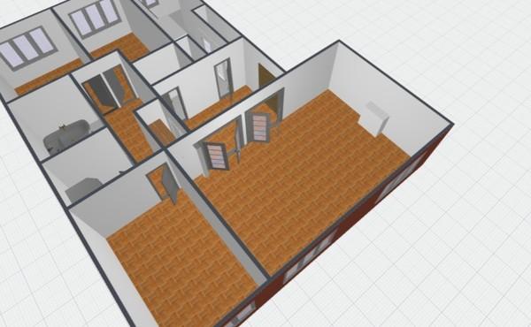 plan appartement grandes terres