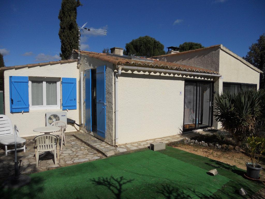 Maison 4pièces 57m² Méjannes-le-Clap