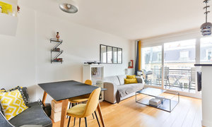 Appartement 3pièces 51m² Paris 15e