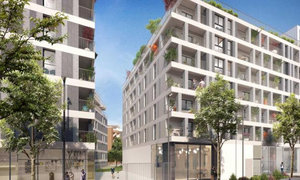 Appartement 2pièces 41m² Bobigny
