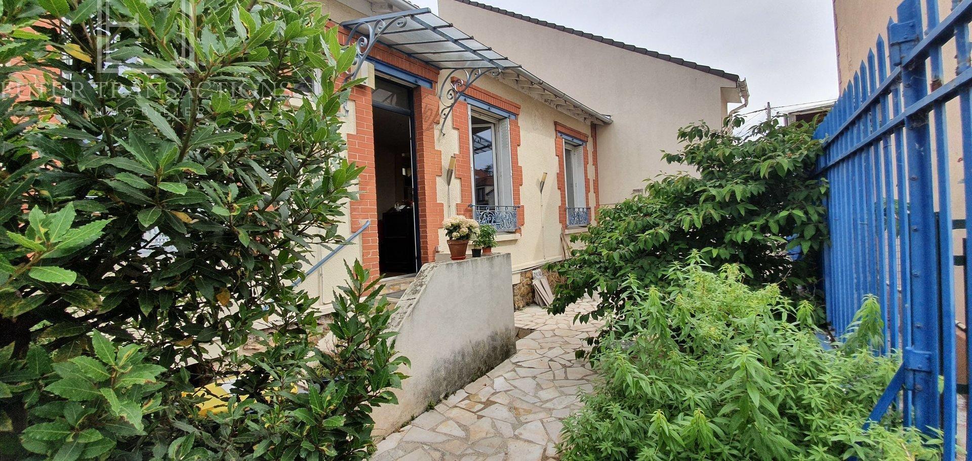 Maison a vendre colombes - 3 pièce(s) - 68 m2 - Surfyn