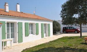 Maison 5pièces 140m² Saint-Clément-des-Baleines